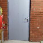 Factory doors