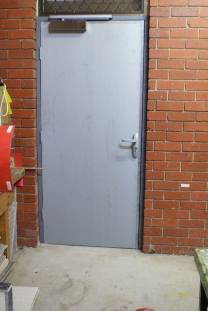 Fire Doors Exit Doors Amp Security Doors Melbourne