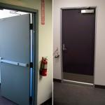Melbourne fire doors
